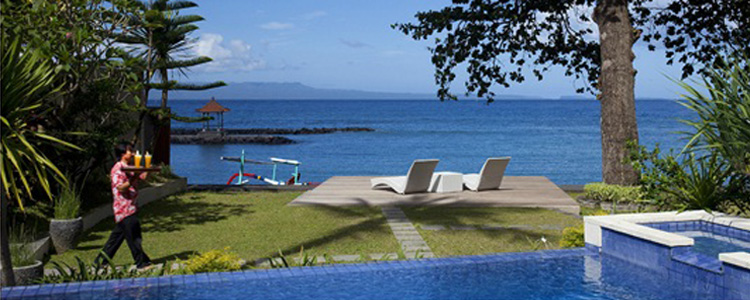 Villa Pantai Bali, Candidasa