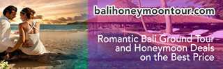 Bali Honeymoon Tour