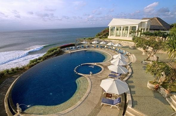 Blue Point Bay Villas And Spa Bali